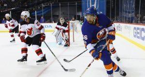New York Islanders: Making Room for Joshua Ho-Sang Takes One Move 4