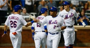 New York Mets Won't Commit to Dominic Smith In 2018
