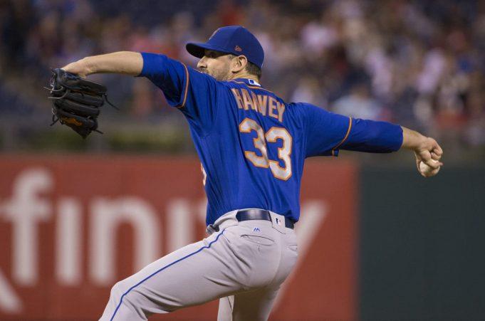 The Dark Knight rebounds? Harvey entering Mets make-or-break season