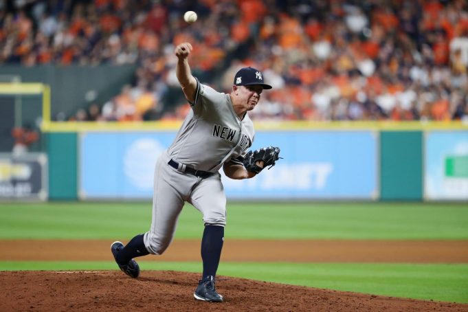 The New York Yankees are Destined to Make Huge Mistake with Chad Green