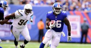Orleans Darkwa Needs To Be Giants' Workhorse Against Chiefs 2