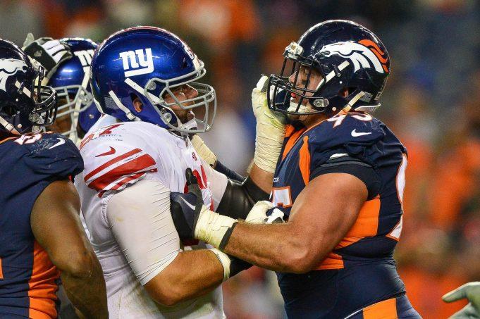 Jets' McCown, Giants' Pugh nominated for Art Rooney Sportsmanship Award
