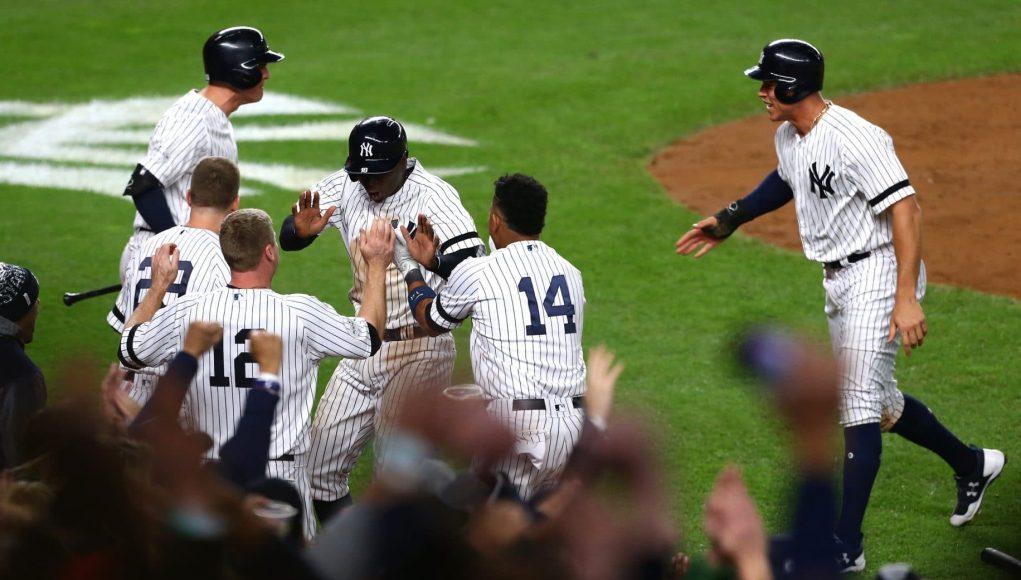 The 2017 New York Yankees: A Millennial's Dream Team