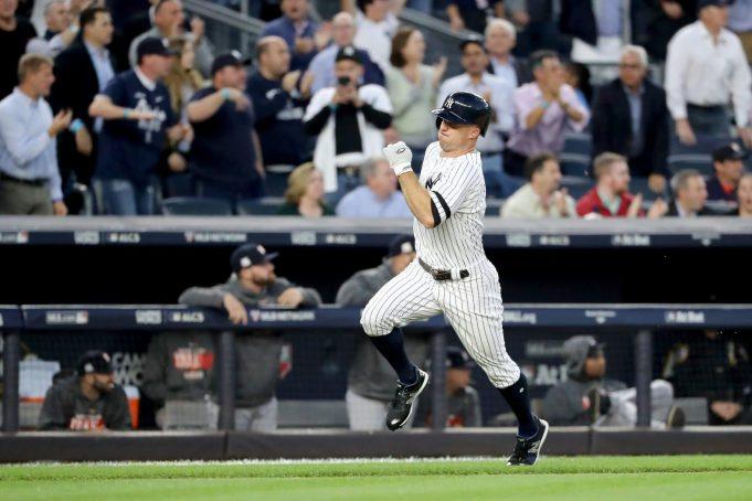 New York Yankees: Brett Gardner Takes Home Coveted Heart & Hustle Award