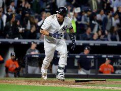 New York Yankees Gary Sanchez