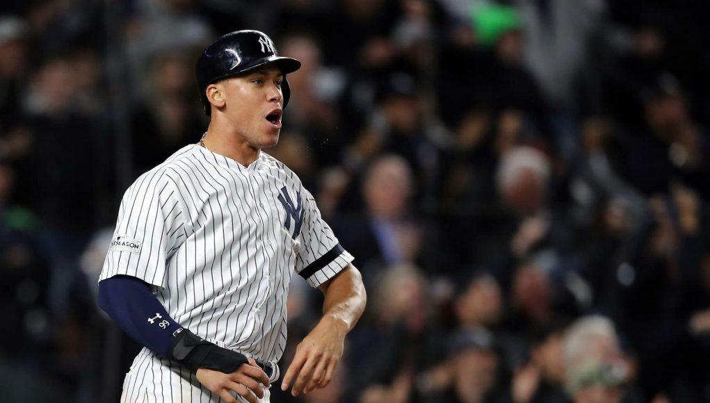 New York Yankees' Aaron Judge Wins AL Rookie Of The Year
