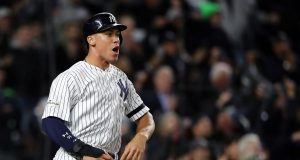 New York Yankees' Aaron Judge Wins AL Rookie Of The Year