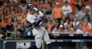 When Silver is Gold: Aaron Judge Snags First Career Silver Slugger Award