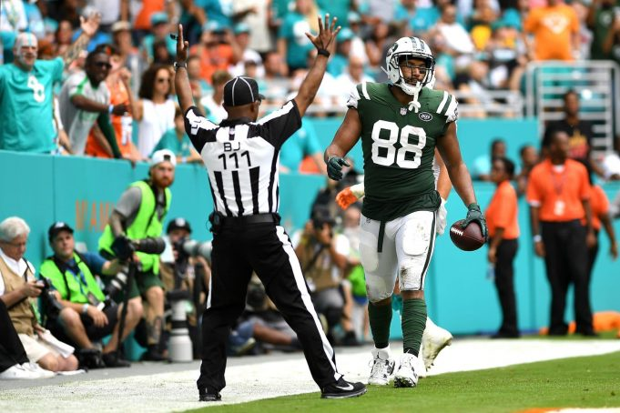 New York Jets: Austin Seferian-Jenkins Returns To Where It All Started 1
