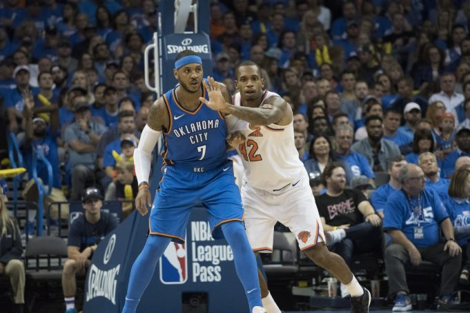 Carmelo Anthony Says New York Knicks Exit Was 'Bittersweet'