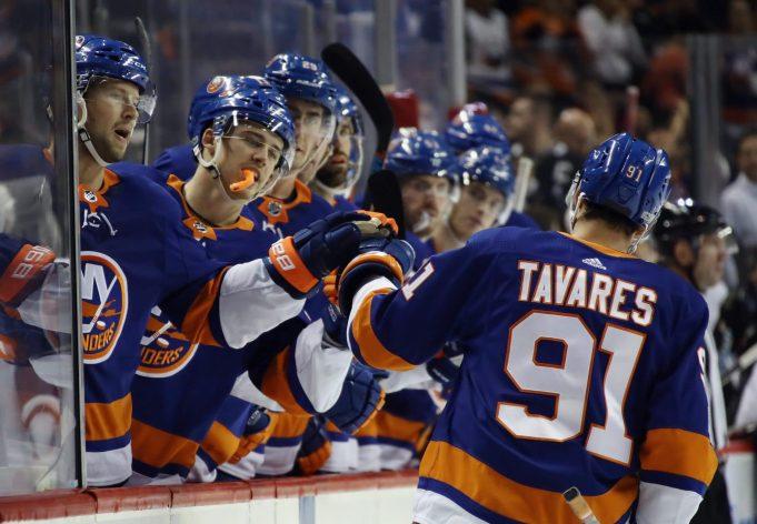 New York Islanders Offense Returns in 5-2 Win Over Blues 2