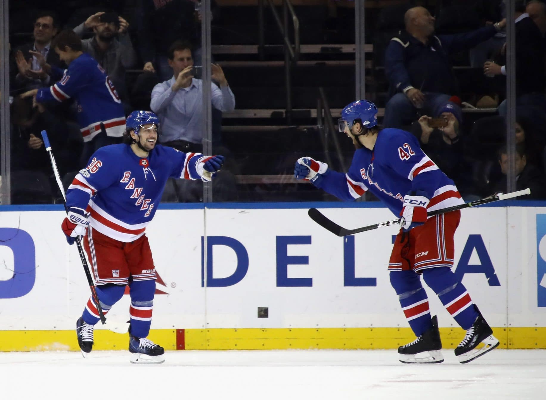 For New York Rangers Brendan Smith, Winning is a 'Double-Edged Sword' 1