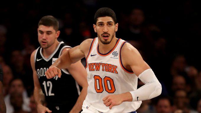 New York Knicks: Enes Kanter Responds To LeBron James