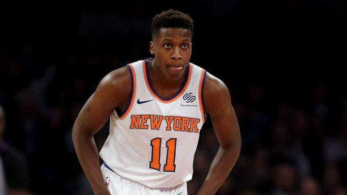 New York Knicks Changing of the guard