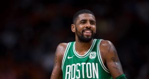 Kyrie Irving Claims There's No Real Photo of Earth