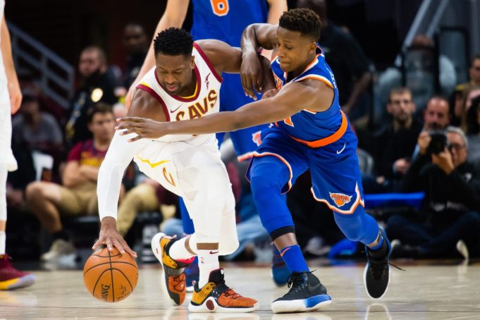 New York Knicks Appropriately Taking Slow Approach With Frank Ntilikina 2