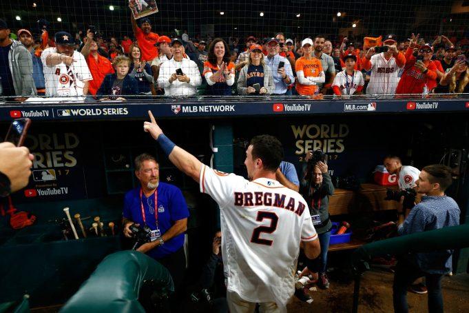 Alex Bregman: MLB's Newest Jewish Superstar is Continuing Sandy Koufax's Legacy 1