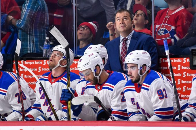 New York Rangers: Alain Vigneault's Fate Could Ride On Next Two Games 2