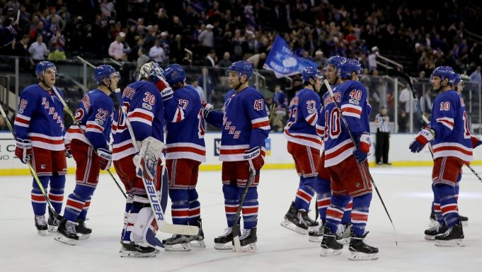 New York Rangers Report, 11/4/17: On To Sunrise to Take On the Panthers