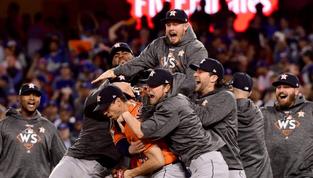 The Houston Astros Capture the 2017 World Series Championship (Highlights)