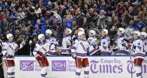 J.T. Miller's OT Goal Gives New York Rangers 2-1 Win Over Lightning (Highlights)