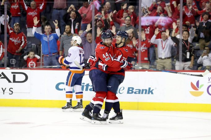 New York Islanders' Powerplay Not Enough, Fall to Capitals 4-3 (Highlights)