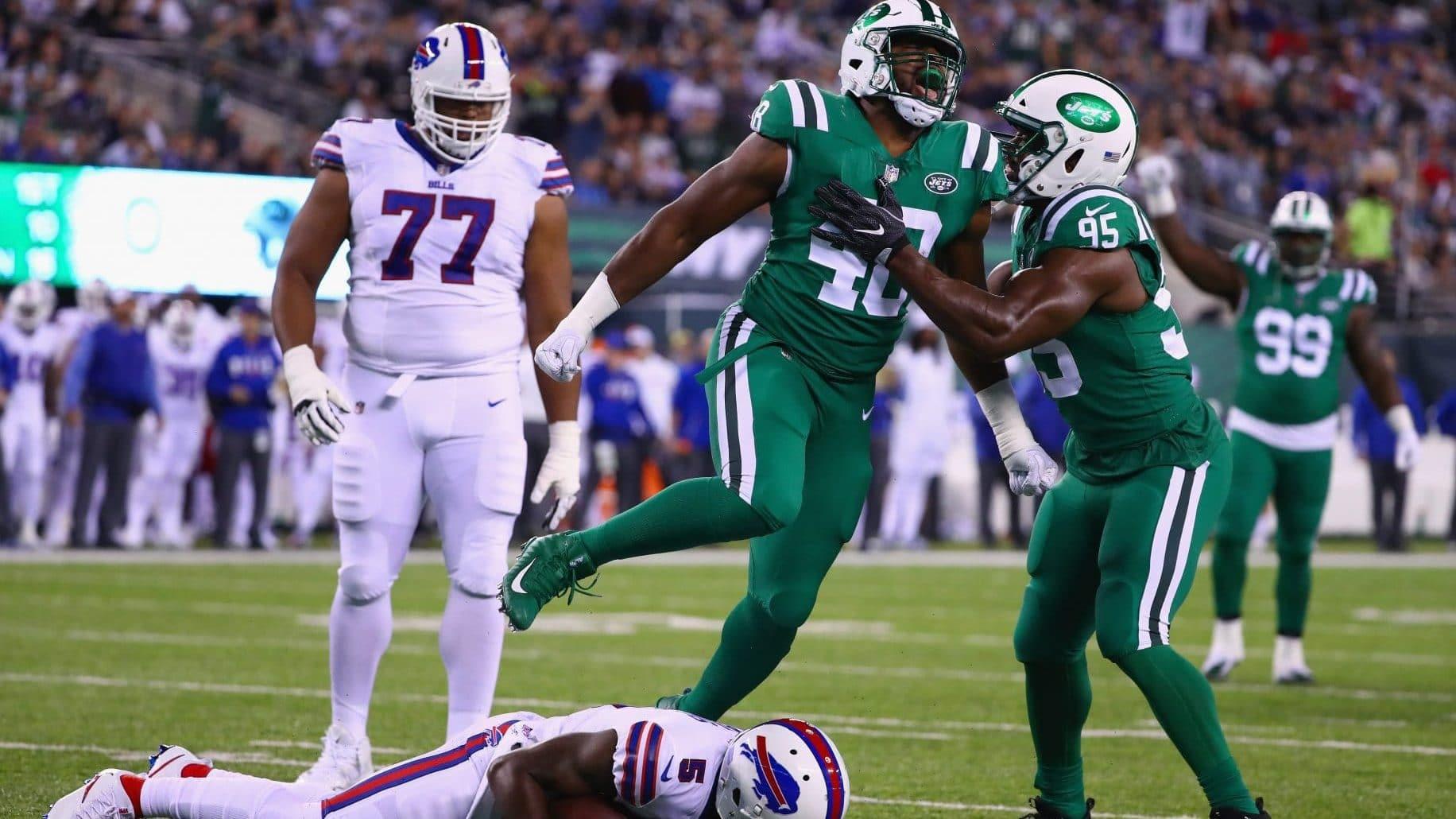 Jordan Jenkins New York Jets