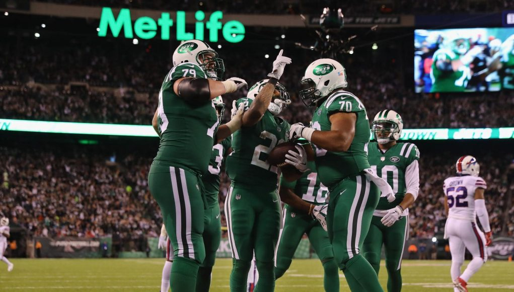 New York Jets 34, Buffalo Bills 21: Trenches Owned By Green & White (Highlights)