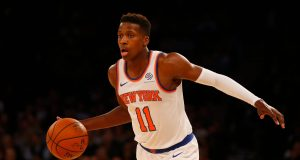 Is it time for the New York Knicks to start Frank Ntilikina?