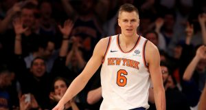 New York Knicks: Phil Jackson's Doubts Motivated Kristaps Porzingis