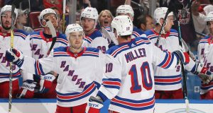 New York Rangers Report, 11/6/17: Winning Streak On the Line vs. Columbus 2