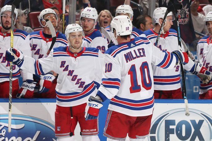 Shattenkirk Declaws Panthers, Leads Rangers To 5-4 OT Victory (Highlights)