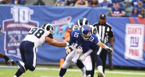 Master & Apprentice: Manning, Webb Discuss (Lack Of) New York Giants QB Controversy