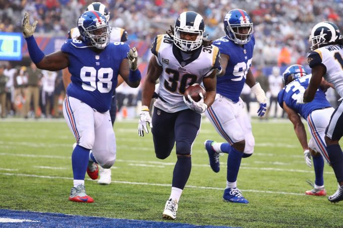 Los Angeles Rams Humiliate New York Giants 51-17 (Highlights) 2
