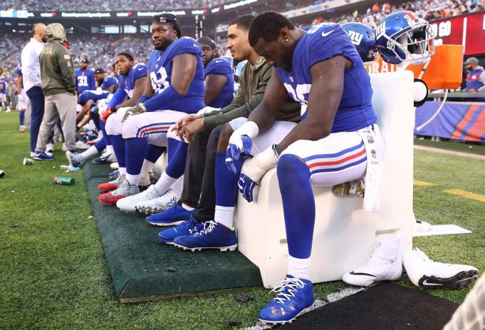 Everything Must Go: Time to Blow Up the New York Giants