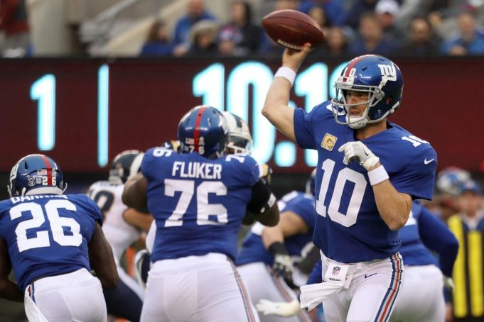 It's Gut Check Time For The New York Giants Against the 49ers 2