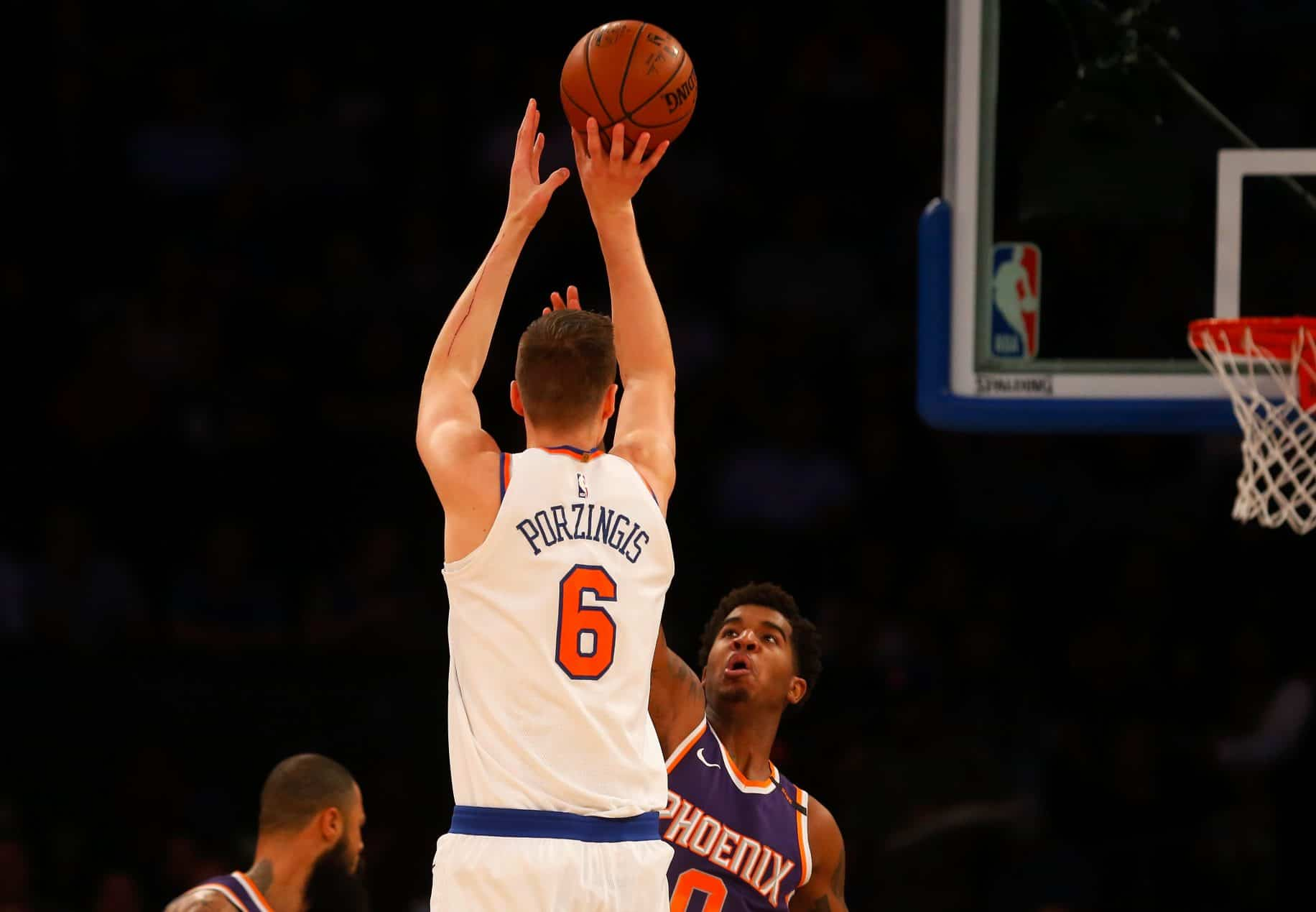 For the First Time in Ages, New York Knicks' Youth Is the Driving Force 5