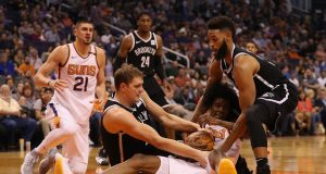 Timofey Mozgov Brooklyn Nets