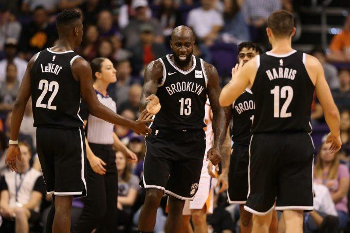 Quincy Acy Brooklyn Nets