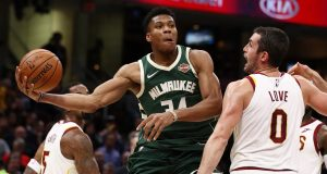 NBA Fantasy Basketball Top 10: The Greek Freak Leads the Way 3