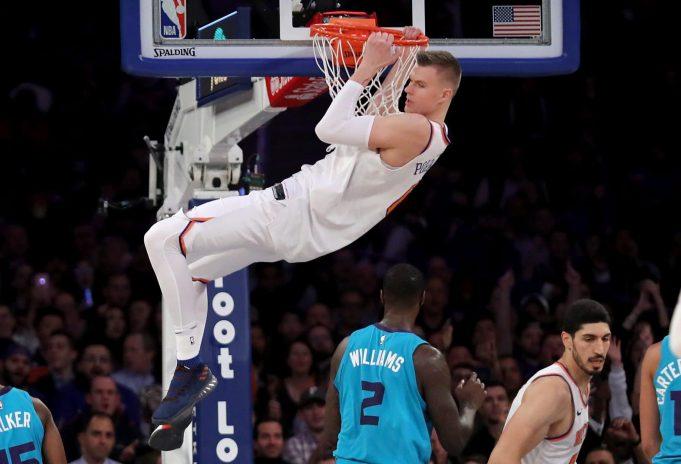 New York Knicks: Kristaps Porzingis Questionable vs. Orlando (Report) 2