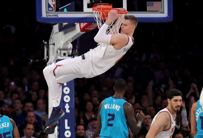 New York Knicks Rally For Come From Behind Win Against Hornets (Highlights)