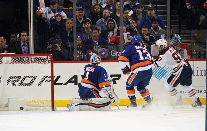 New York Islanders Fall Short to Edmonton Oilers in OT (Highlights)
