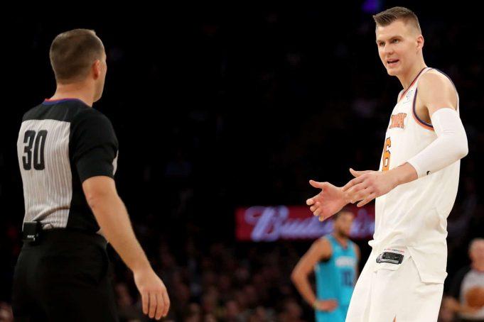 New York Knicks: What is the Next Stage of Kristaps Porzingis' Evolution? 1