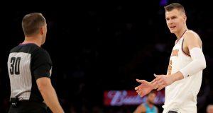 New York Knicks News Mix, 11/8/17: Kristaps Porzingis For Mayor?