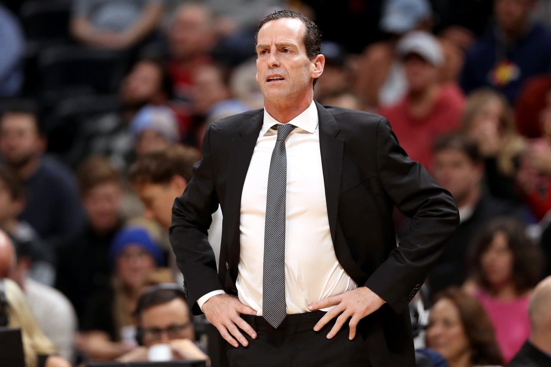 Kenny Atkinson Brooklyn Nets