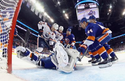 Thomas Greiss owns the New York Islanders' starting job 1