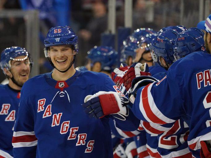 Nick Holden New York Rangers