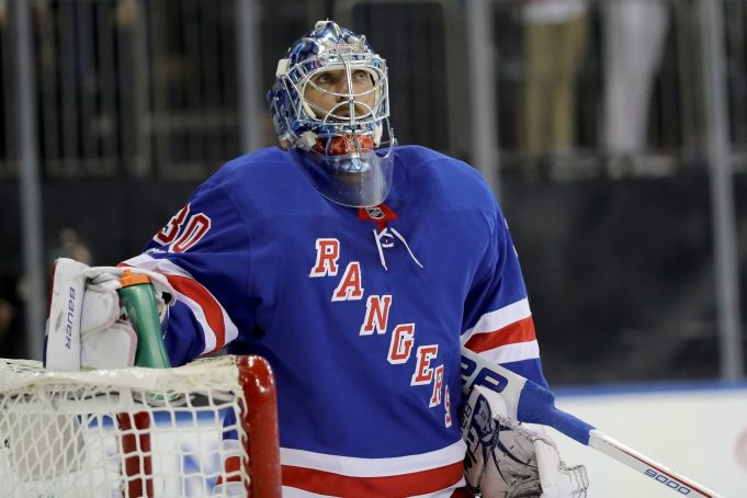 Breaking Up Is Hard To Do: Would The Rangers Trade King Henrik? 1