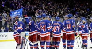 Rangers' grades at the (almost) quarter pole: KZB walks away satisfied